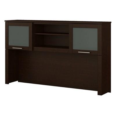 Bush Furniture Somerset Hutch for L Shaped Desk