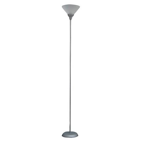 Torchiere Floor Lamp Gray Room Essentials Target
