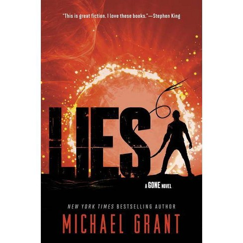 Lies - (Gone Novels (Quality)) by  Michael Grant (Paperback) - image 1 of 1