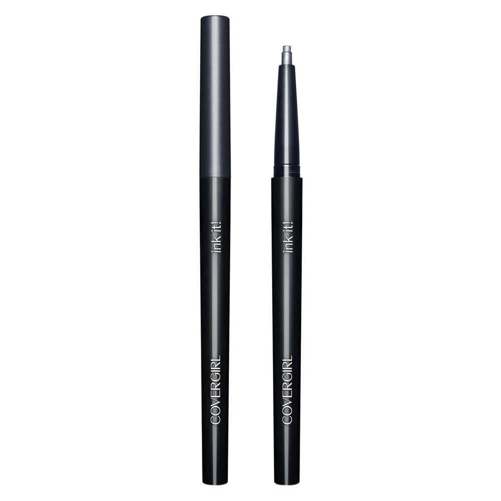 Image of COVERGIRL Perfect Point Ink It! Eyeliner 250 Charcoal Ink .008oz