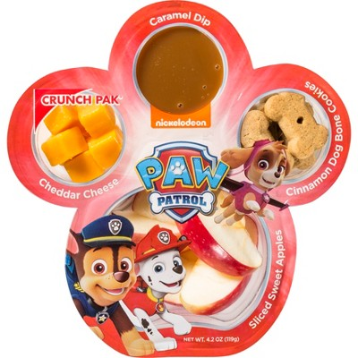 PAW Patrol Apple Cheese Caramel Cookies - 4.22oz