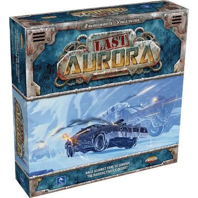 Last Aurora Board Game