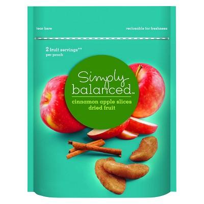 Cinnamon Apple Wedges - 5oz - Simply Balanced™