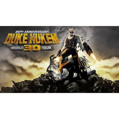 Duke Nukem 3D: 20th Anniversary World Tour - Nintendo Switch (Digital)