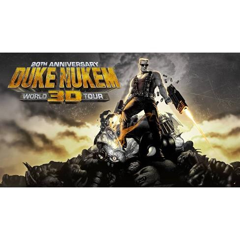 Duke Nukem 3D: 20th Anniversary World Tour - Nintendo Switch (Digital) - image 1 of 4