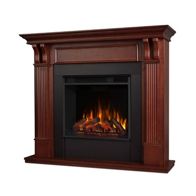 Real Flame - Ashley Electric Fireplace