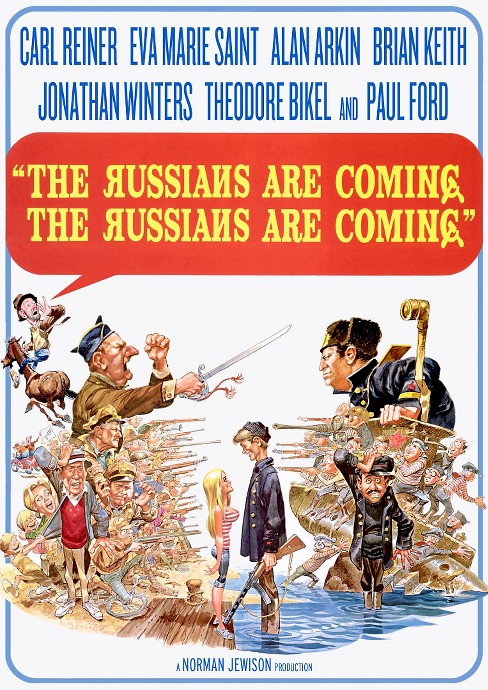 Russians are coming the russians are (DVD) - image 1 of 1