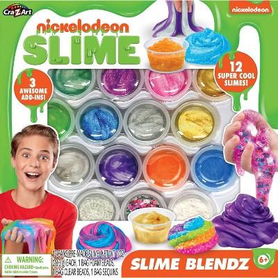 Nickelodeon Slime Blendz Kit by Cra-Z-Art
