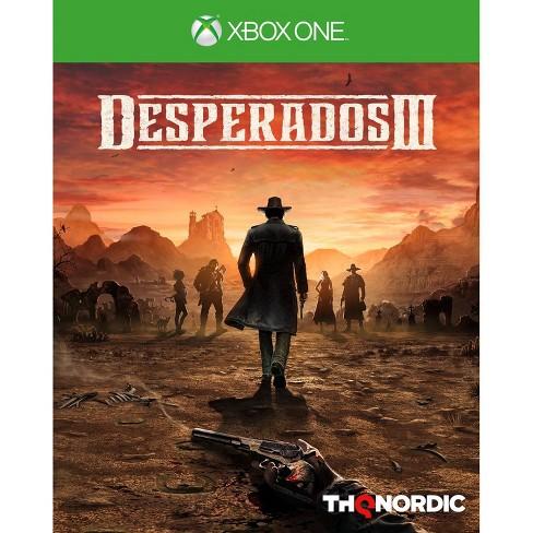 Desperados Iii Xbox One Target