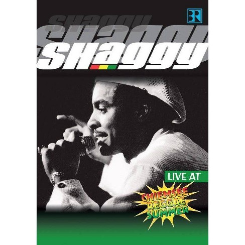 Shaggy: Live at Chiemsee Reggae Summer (DVD) - image 1 of 1