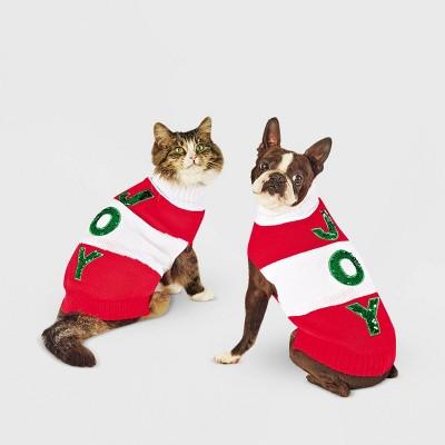 Flip Sequin Joy Dog and Cat Sweater - Wondershop™
