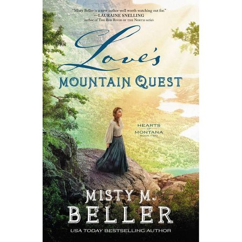 Love's Mountain Quest - (Hardcover) - image 1 of 1