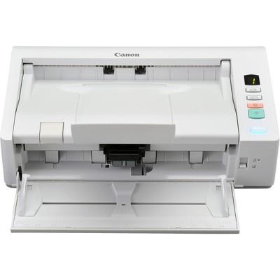 Canon imageFORMULA DR-M140 Sheetfed Scanner - 600 dpi Optical - 24-bit Color - 8-bit Grayscale - 40 ppm (Mono) - 40 ppm (Color) - USB