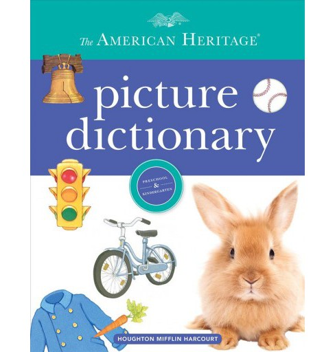 American Heritage Picture Dictionary -  (Paperback) - image 1 of 1