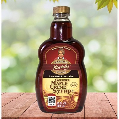 Michele's Syrup Maple Creme - 13oz