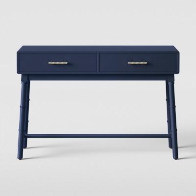 Oslari Painted Console Table Blue - Opalhouse™