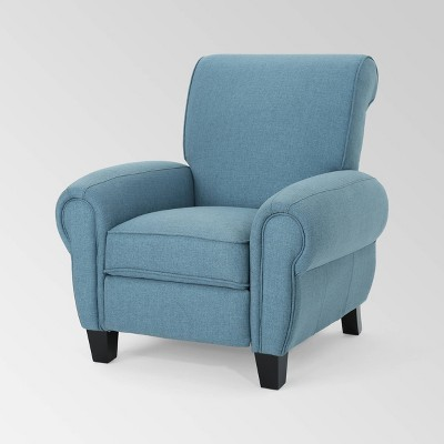 Del Monte Traditional Pushback Recliner - Christopher Knight Home