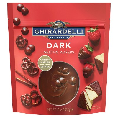 Baking Chips & Chocolate: Ghirardelli Melting Wafers