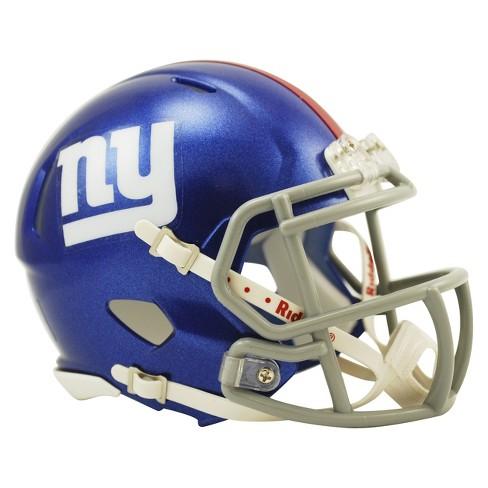 ccffa62f New York Giants Riddell Speed Mini Helmet - Blue