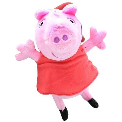 Fiesta Peppa Pig 8 Inch Character Plush