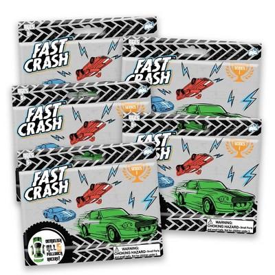 Fast Crash Cars Bundle of 5