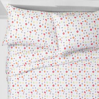 4pc Full Shield Society Microfiber Sheet Set - Pillowfort™