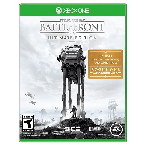 Star Wars Battlefront Ultimate Edition Xbox One - image 1 of 11