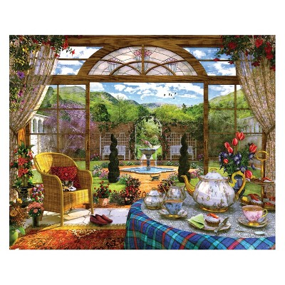 Springbok The Conservatory Puzzle 1000pc