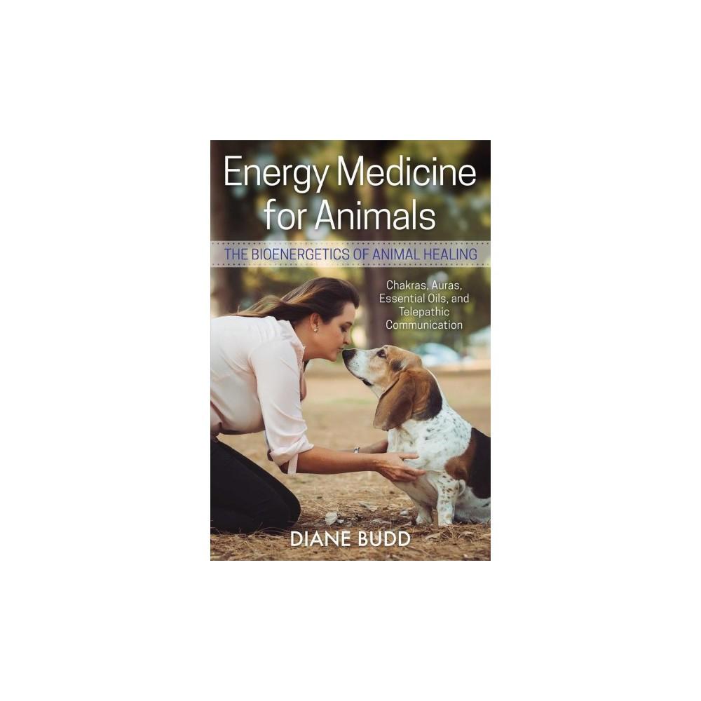 Energy Medicine for Animals : The Bioenergetics of Animal Healing - Enl Rev by Diane Budd (Paperback)