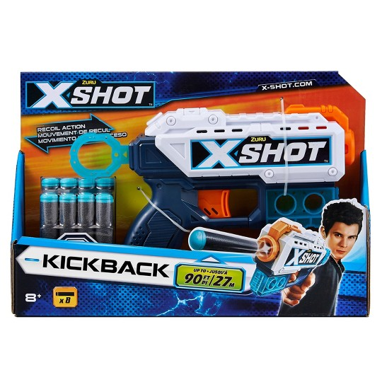 Zuru X-Shot Kickback Blaser image number null