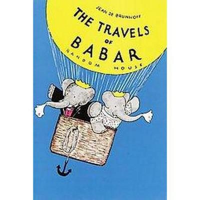 Travels of Babar (Hardcover)(Jean de Brunhoff)