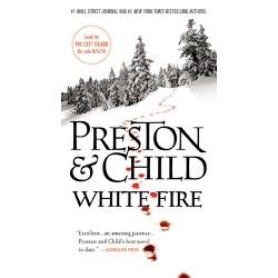 White Fire (Special Agent Pendergast Series #13) (Mass Market Paperback) by Douglas Preston, Lincoln Child
