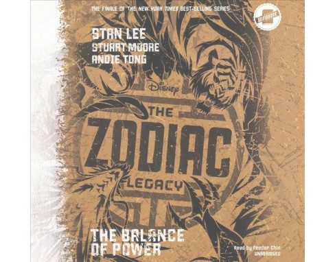 Balance of Power : Library Edition (Unabridged) (CD/Spoken Word) (Stan Lee & Stuart Moore) - image 1 of 1