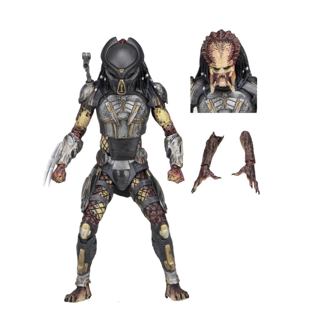 "Image of ""Predator (2018) Ultimate Fugitive Predator 7"""" Action Figure"""