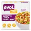 Evol Frozen Unwrapped Chicken Egg Roll Bowl - 10.5oz - image 4 of 4