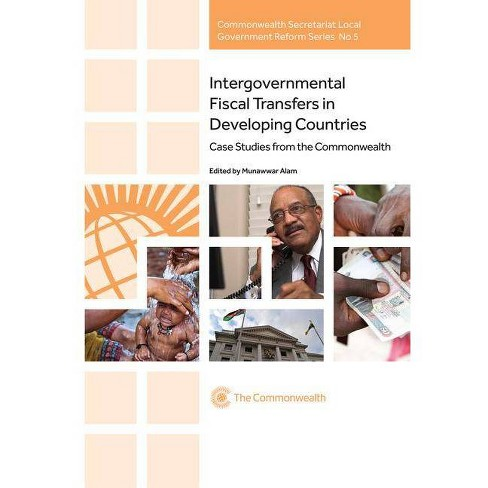 Intergovernmental Fiscal Transfers in Developing Countries - (Paperback) - image 1 of 1