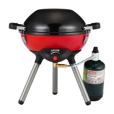 Coleman 4-in-1 Portable Stove - Red
