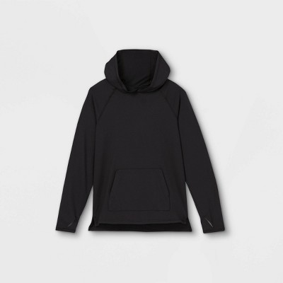 Boys' Soft Gym Hoodie Pullover - All in Motion™ Black