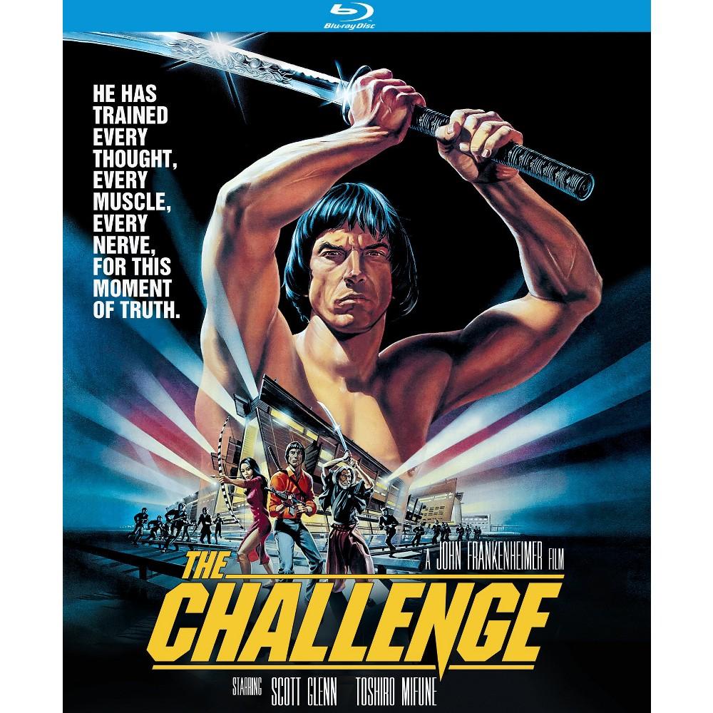 Challenge (Blu-ray), Movies