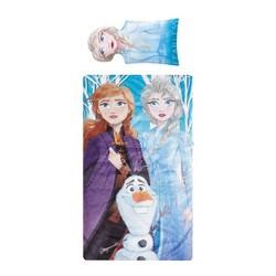 Frozen 2 Sleeping Bag Blue