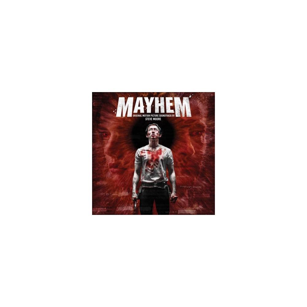 Steve Moore - Mayhem (Osc) (CD)