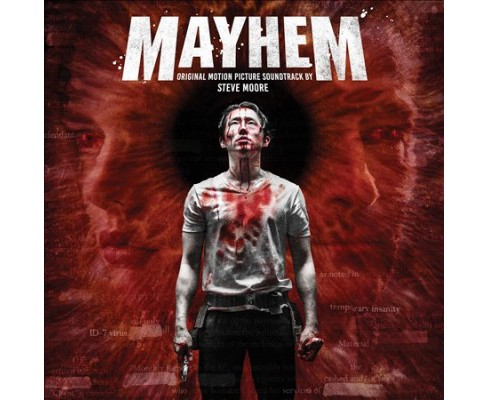 Steve Moore - Mayhem (Osc) (CD) - image 1 of 1