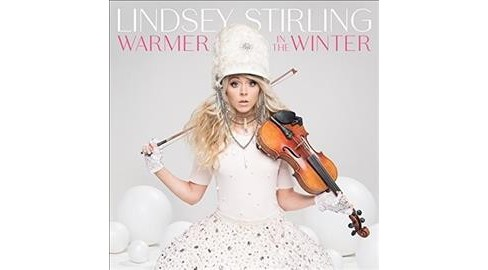 Lindsey Stirling - Warmer In The Winter (Vinyl) - image 1 of 1