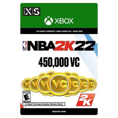 NBA 2K22 Virtual Currency - Xbox Series X|S/Xbox One (Digital)