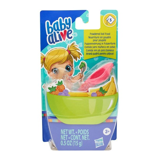 Baby Alive Powdered Food Packets image number null