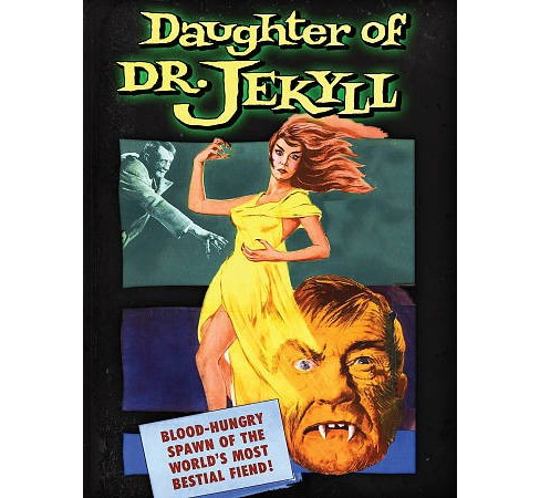 Daughter Of Dr. Jekyll (DVD) - image 1 of 1
