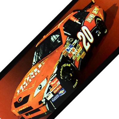 Tony Stewart Self Stick Wall Border Accent Roll - NASCAR..