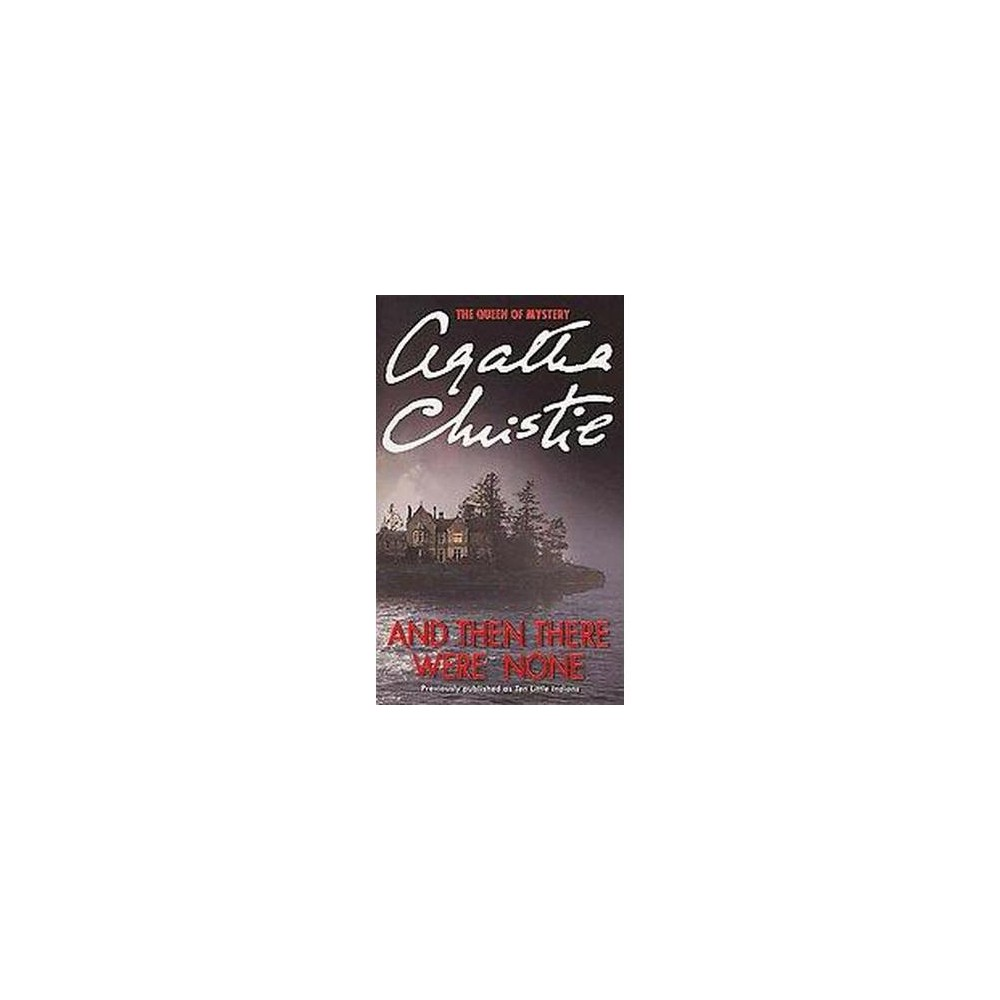 And Then There Were None (Reissue) (Paperback) (Agatha Christie)