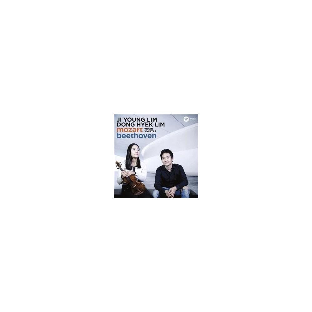 Ji-young Lim - Mozart & Beethoven Sonatas (CD)