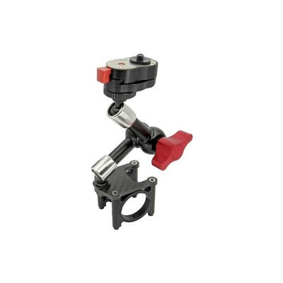 GyroVu Heavy-Duty 7 Articulated Arm Monitor Mount with Adjustable Clamp and Quick Release System